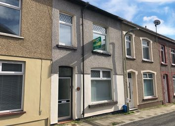 Thumbnail 3 bed terraced house for sale in Cottrell Street, Aberfan, Merthyr Tydfil