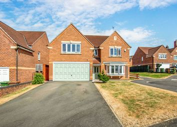 Thumbnail 4 bed detached house for sale in Vindex Close, Lincoln