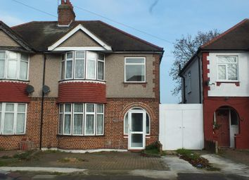 Thumbnail 4 bed semi-detached house to rent in Dorchester Waye, Hayes, Middlesex