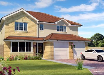 Thumbnail 5 bed detached house for sale in Heatherview, Seafield, West Lothian