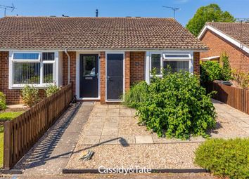 Thumbnail 2 bed semi-detached bungalow for sale in Cheriton Close, St Albans, Herts