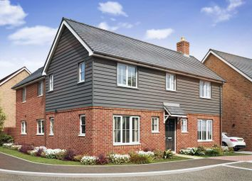 Thumbnail 4 bed detached house for sale in Fontwell Avenue, Eastergate
