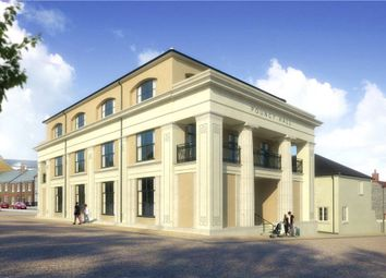 Thumbnail 2 bed flat for sale in Flat 2 Pouncy Hall, Liscombe Street, Poundbury, Dorchester