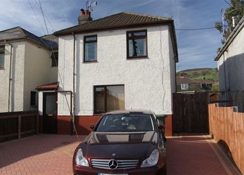 Thumbnail 3 bed semi-detached house for sale in Hillside Terrace, Bedwas, Caerphilly