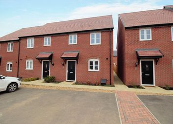 Thumbnail 3 bed end terrace house for sale in Dace Bank, Biddenham
