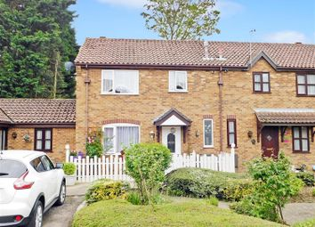 Thumbnail 2 bed terraced house for sale in Greetham Court, Somersby Grove, Skegness, Lincs