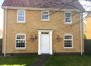 Thumbnail 4 bed property to rent in Spicer Way, Great Cornard, Sudbury