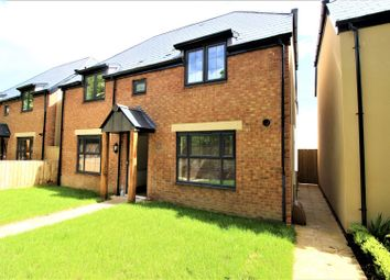 Thumbnail 4 bedroom detached house for sale in Manor Rise, Slipper Lane, Chiseldon