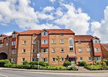 Thumbnail 2 bed flat for sale in Betterton Court, Pocklington