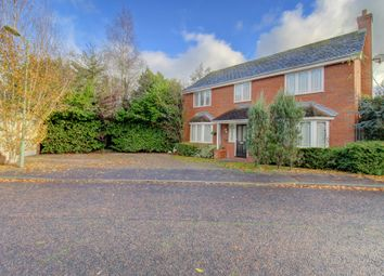 4 bed detached house for sale in Clarke Close, Palgrave, Diss IP22