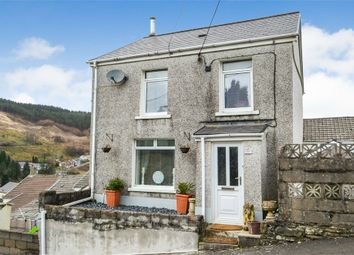 Thumbnail 3 bed detached house for sale in Blandy Terrace, Pontycymer, Bridgend, Mid Glamorgan
