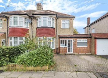 Thumbnail 3 bed semi-detached house for sale in Chester Drive, Harrow, Middlesex