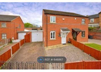 Thumbnail 3 bed semi-detached house to rent in Regal Court, Hadley, Telford