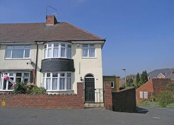 Thumbnail 3 bed property to rent in Bell Street, Pensnett