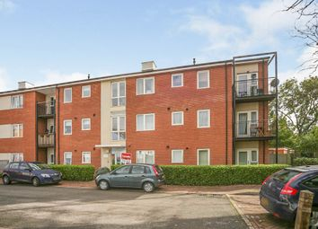 Thumbnail 2 bed flat for sale in Hever Gardens, Kingsnorth, Ashford