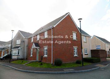 Thumbnail 4 bed detached house for sale in 58 Lakeside Way, Nantyglo, Brynmawr, Blaenau Gwent.