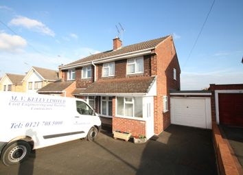 Thumbnail 3 bed semi-detached house for sale in Chaytor Road, Polesworth, Tamworth