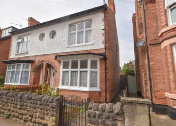 Thumbnail 3 bed semi-detached house for sale in Lady Bay Road, West Bridgford, Nottingham