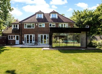 Thumbnail 7 bed detached house for sale in Fortescue Road, Weybridge, Surrey