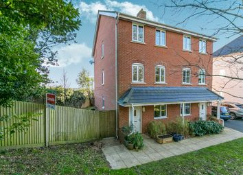 Thumbnail 3 bed semi-detached house for sale in Cedar Avenue, Haywards Heath