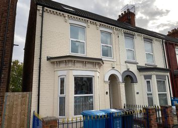 Thumbnail 4 bed end terrace house for sale in Suffolk Street, Kingston Upon Hull