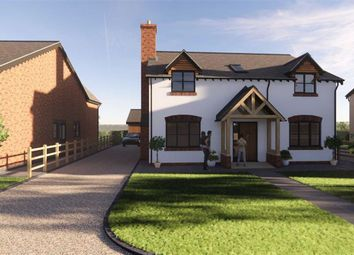 Hengoed, Oswestry SY10. 4 bed detached house for sale
