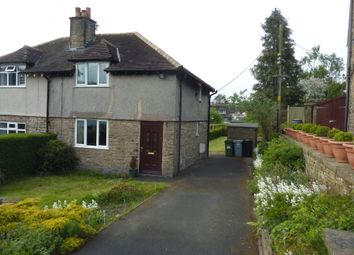 Thumbnail 2 bed semi-detached house to rent in Round Meadow, Rainow, Macclesfield