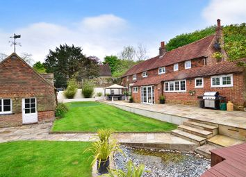 Thumbnail 5 bed detached house for sale in School Lane, Nutley