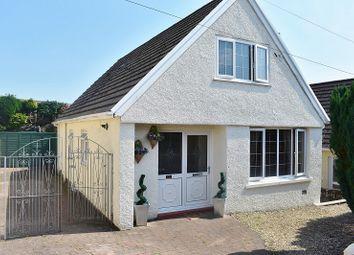 Thumbnail 4 bed detached bungalow for sale in Bryn Llidiard, Litchard, Bridgend