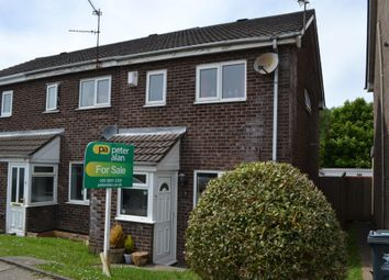 Thumbnail 2 bed semi-detached house for sale in Bryn Derwen, Radyr, Cardiff