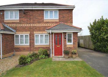 Thumbnail 3 bed semi-detached house to rent in De Haviland Way, Skelmersdale, Lancashire