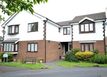 Thumbnail 1 bed flat to rent in Mooreview Court, Blackpool