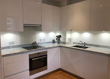 Thumbnail 2 bed flat to rent in De Coubertin Street, London