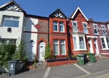 Thumbnail Terraced house for sale in Willmer Road, Tranmere, Birkenhead