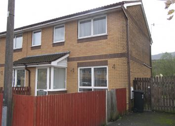 Thumbnail 2 bedroom semi-detached house to rent in Golwg Y Coed, Glynneath, Neath