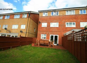 Thumbnail 4 bed semi-detached house for sale in Bunting Close, St Leonards-On-Sea, East Sussex