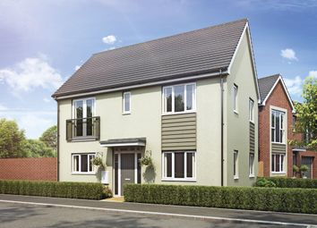 Thumbnail 3 bed detached house for sale in Plot 92 Weogoran Park, Whittington Road, Worcester