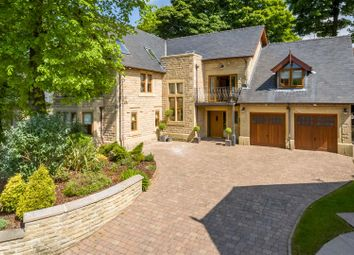 Thumbnail 5 bed detached house for sale in Hareholme, Lea Bank Country Estate, Rawtenstall, Rossendale