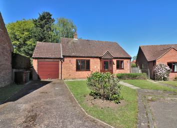 Thumbnail 2 bed detached bungalow for sale in Blackhorse Close, Scarning