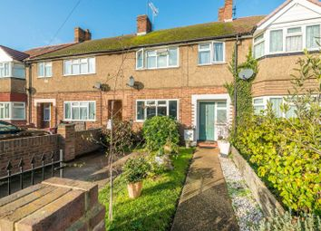 Thumbnail 3 bed terraced house for sale in Spinney Drive, Bedfont, Feltham