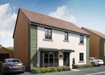 "Thumbnail 4 bedroom detached house for sale in ""Bradgate"" at Bearscroft Lane, London Road, Godmanchester, Huntingdon"