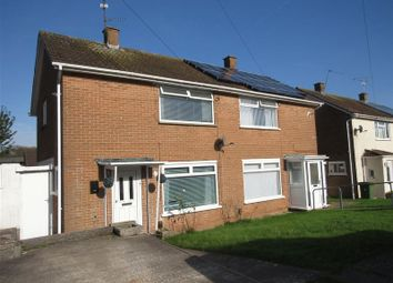 Thumbnail 2 bed semi-detached house for sale in Lilac Close, Fairwater, Cardiff