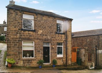 Thumbnail 3 bed detached house for sale in Clough Lane, Oakworth, West Yorkshire