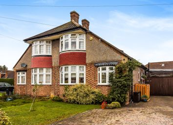 Thumbnail Semi-detached house for sale in Matlock Way, New Malden