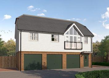 Thumbnail 2 bed maisonette for sale in Longhurst Drive, Off Marringdean Road, Billinghurst, West Sussex