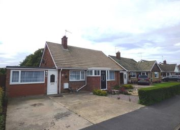Thumbnail 3 bed bungalow for sale in Crown Drive, Off Roman Bank, Spalding, Lincolnshire
