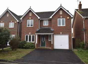 Thumbnail 4 bed detached house to rent in Ubsdell Close, New Milton