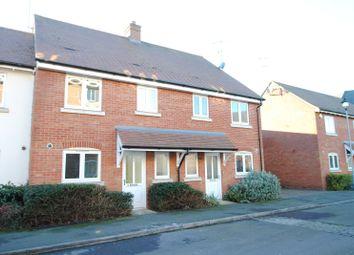 Thumbnail 3 bed detached house for sale in Wharf Way, Hunton Bridge, Kings Langley