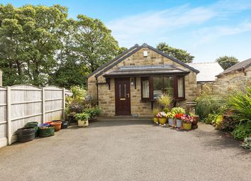 Thumbnail 2 bed bungalow for sale in Noggin Cottage Rushycroft, Mottram, Hyde
