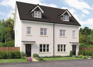 "Thumbnail 4 bed semi-detached house for sale in ""Rolland"" at Croston Road, Farington Moss, Leyland"